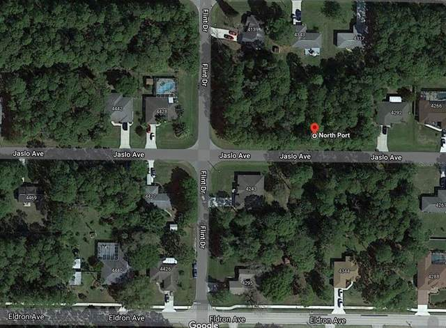 Jaslo Avenue, North Port, FL 34286 (MLS #C7449323) :: Delgado Home Team at Keller Williams