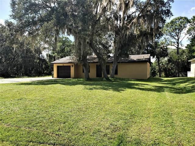 2249 Albren Street, North Port, FL 34286 (MLS #C7449367) :: Gate Arty & the Group - Keller Williams Realty Smart