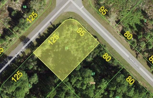 334/395 Hamden St/Lakewood Lane, Port Charlotte, FL 33953 (MLS #C7449402) :: The Truluck TEAM