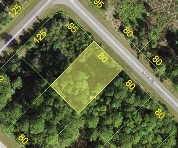 403 Lakewood Lane, Port Charlotte, FL 33953 (MLS #C7449410) :: The Truluck TEAM