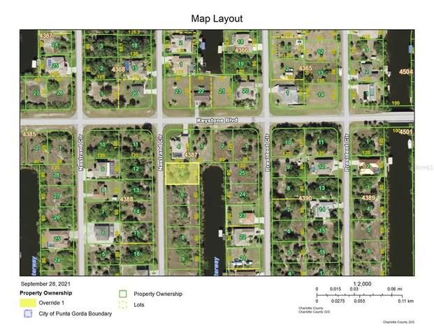 9484 Nastrand Circle, Port Charlotte, FL 33981 (MLS #C7449422) :: Everlane Realty