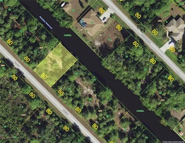 472 Mcdill Drive, Port Charlotte, FL 33953 (MLS #C7449435) :: Delgado Home Team at Keller Williams