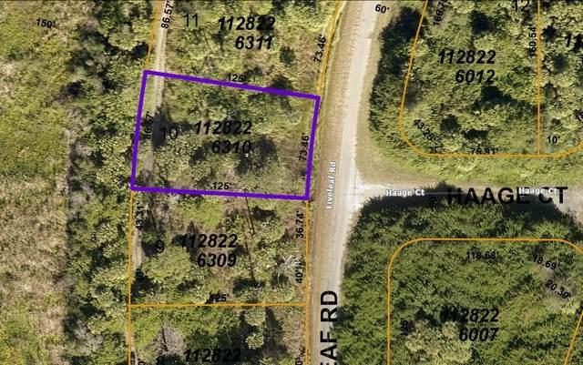 Lot 10 Fiveleaf Road, North Port, FL 34288 (MLS #C7449511) :: Everlane Realty