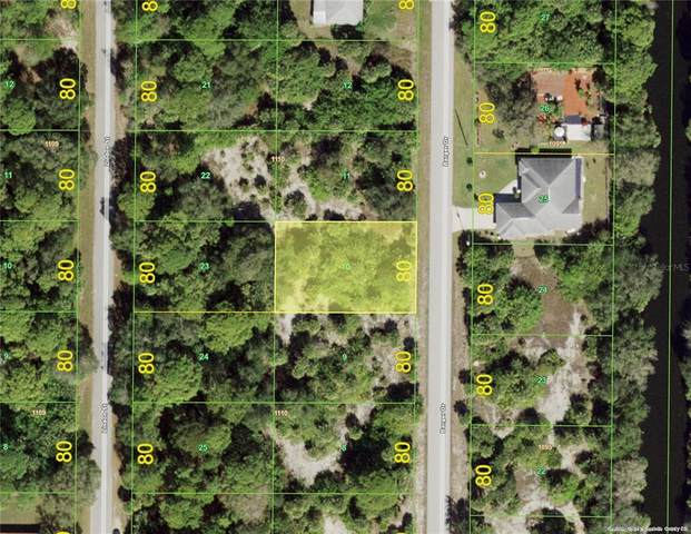 331 Barger Drive, Port Charlotte, FL 33954 (MLS #C7449525) :: McConnell and Associates