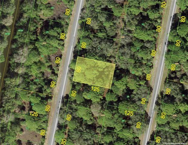 112 Bamboo Drive, Port Charlotte, FL 33954 (MLS #C7449534) :: Medway Realty