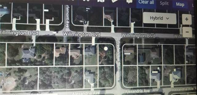 10179 Willmington Boulevard, Englewood, FL 34224 (MLS #C7449570) :: Delgado Home Team at Keller Williams