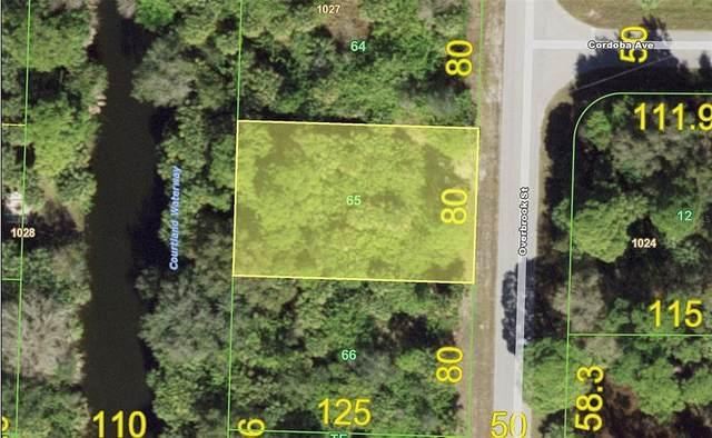 521 Overbrook Street, Port Charlotte, FL 33954 (MLS #C7449579) :: Medway Realty