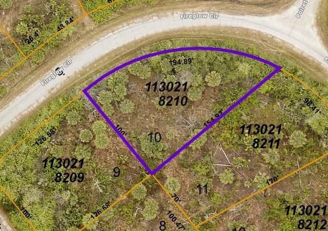 Lot 10 Fireglow Circle, North Port, FL 34288 (MLS #C7449586) :: Everlane Realty