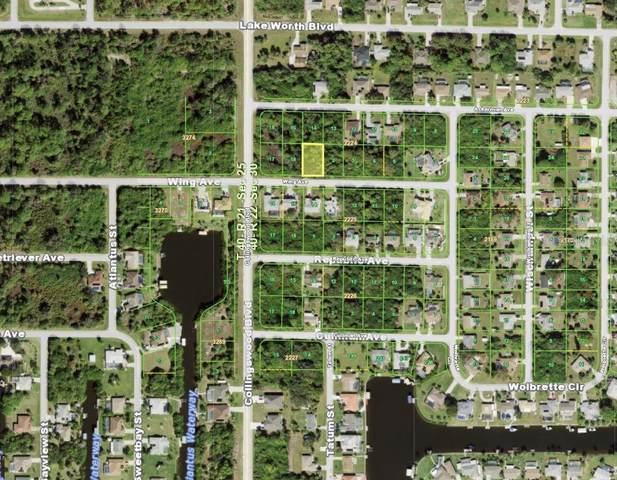 18016 Wing Avenue, Port Charlotte, FL 33948 (MLS #C7449617) :: Delgado Home Team at Keller Williams