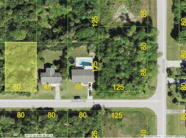 18707 Fort Smith Circle, Port Charlotte, FL 33948 (MLS #C7449618) :: Gate Arty & the Group - Keller Williams Realty Smart
