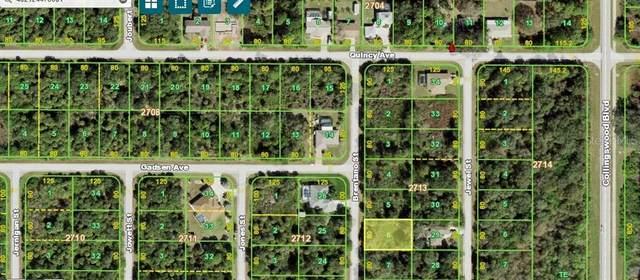 3406 Brentano Street, Port Charlotte, FL 33948 (MLS #C7449622) :: Delgado Home Team at Keller Williams