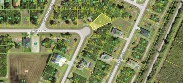 135 Wright Drive, Rotonda West, FL 33947 (MLS #C7449634) :: Carmena and Associates Realty Group