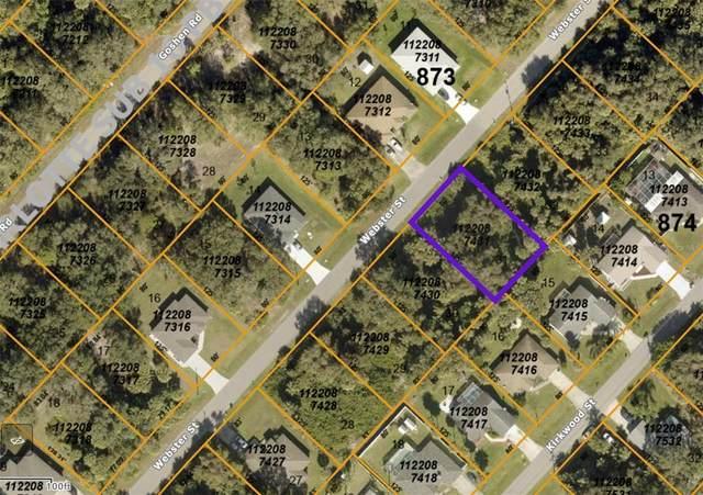 Webster Street, North Port, FL 34288 (MLS #C7449644) :: Delgado Home Team at Keller Williams