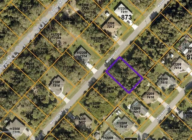 Webster Street, North Port, FL 34288 (MLS #C7449645) :: Delgado Home Team at Keller Williams