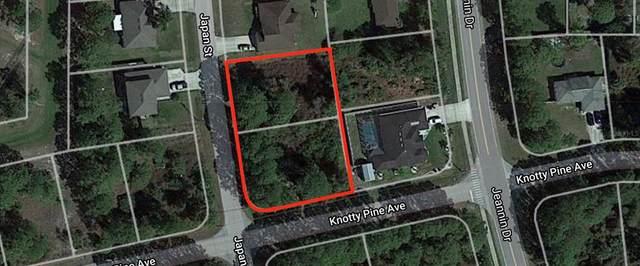 Knotty Pine Avenue, North Port, FL 34288 (MLS #C7449647) :: Delgado Home Team at Keller Williams