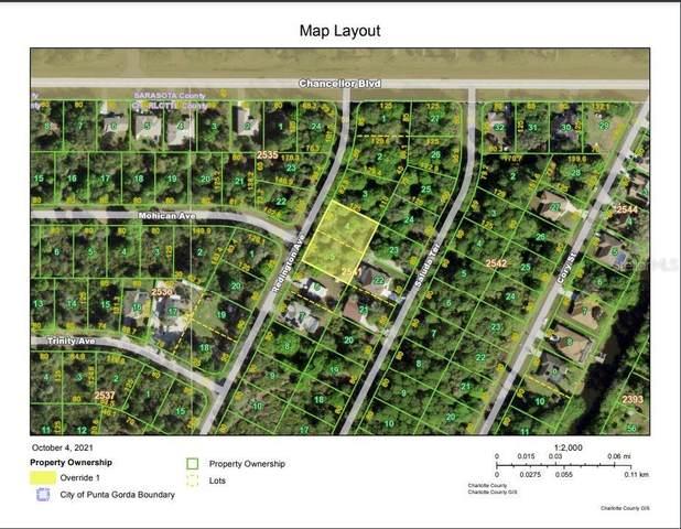 32 Redington Avenue, Port Charlotte, FL 33953 (MLS #C7449665) :: Delgado Home Team at Keller Williams