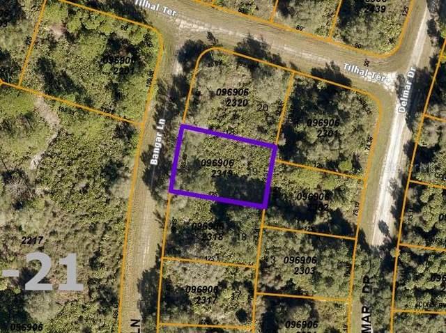 Lot 19 Bangar Lane, North Port, FL 34291 (MLS #C7449667) :: Delgado Home Team at Keller Williams