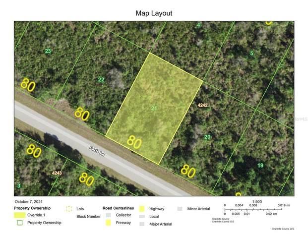 14026 Paris Lane, Port Charlotte, FL 33981 (MLS #C7449699) :: Prestige Home Realty