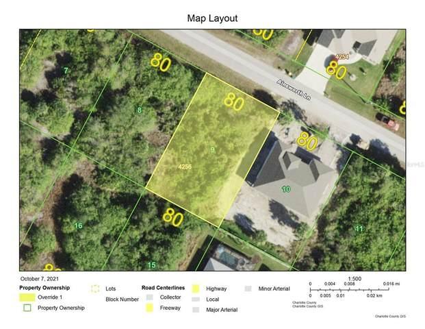 13527 Ainsworth Lane, Port Charlotte, FL 33981 (MLS #C7449708) :: Prestige Home Realty