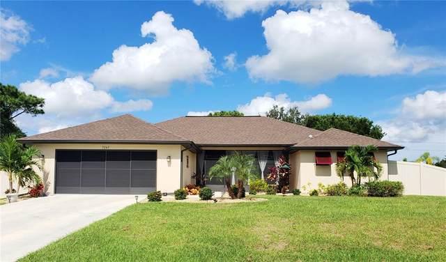 7267 Crown Drive, Englewood, FL 34224 (MLS #C7449719) :: Everlane Realty