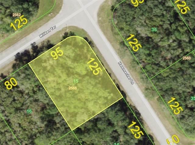 1422 Miliken Terrace, Port Charlotte, FL 33953 (MLS #C7449725) :: Delgado Home Team at Keller Williams
