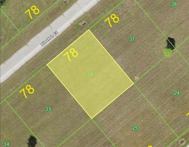14245 Pilotfish Court, Placida, FL 33946 (MLS #C7449728) :: Everlane Realty