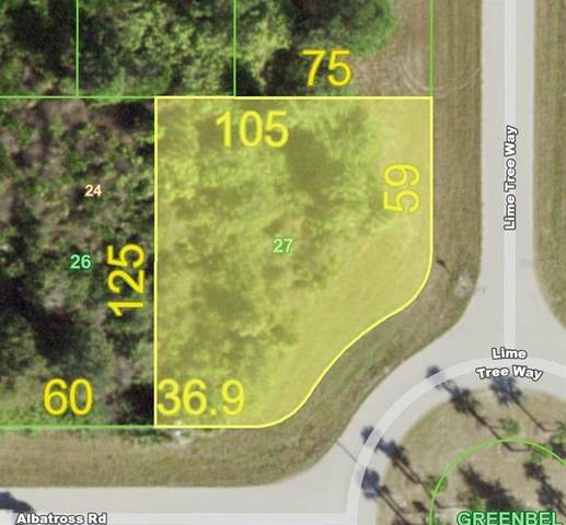 438 Albatross Road, Rotonda West, FL 33947 (MLS #C7449737) :: Carmena and Associates Realty Group