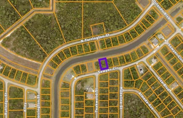 Sawyer Circle, North Port, FL 34288 (MLS #C7449770) :: Delgado Home Team at Keller Williams