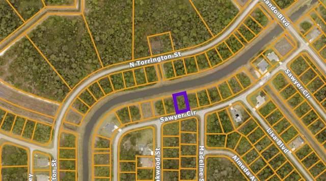 Sawyer Circle, North Port, FL 34288 (MLS #C7449773) :: Delgado Home Team at Keller Williams