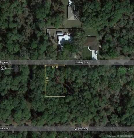 17453 Dudley Avenue, Port Charlotte, FL 33954 (MLS #C7449779) :: Delgado Home Team at Keller Williams