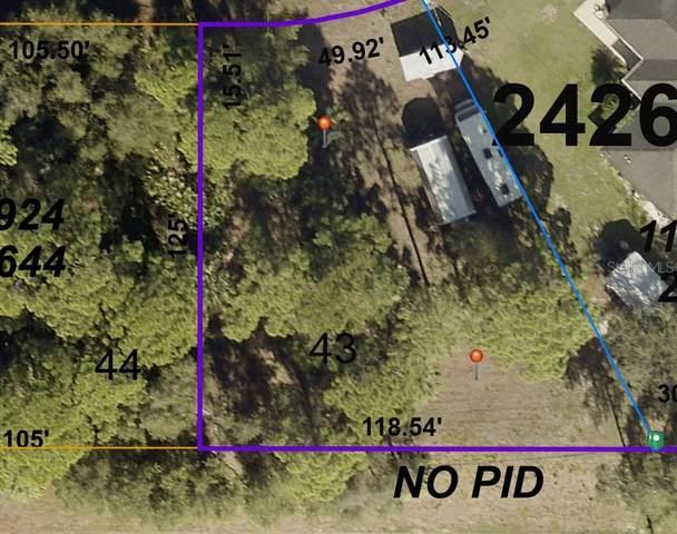 LOT 43 Grandview Drive, North Port, FL 34288 (MLS #C7449792) :: Everlane Realty