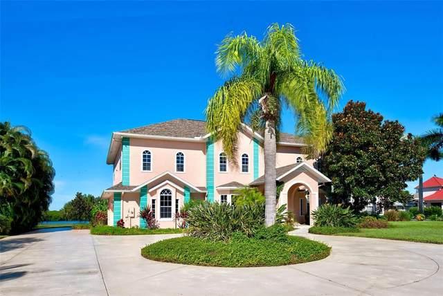 591 Woodstork Lane, Punta Gorda, FL 33982 (MLS #C7449819) :: Expert Advisors Group
