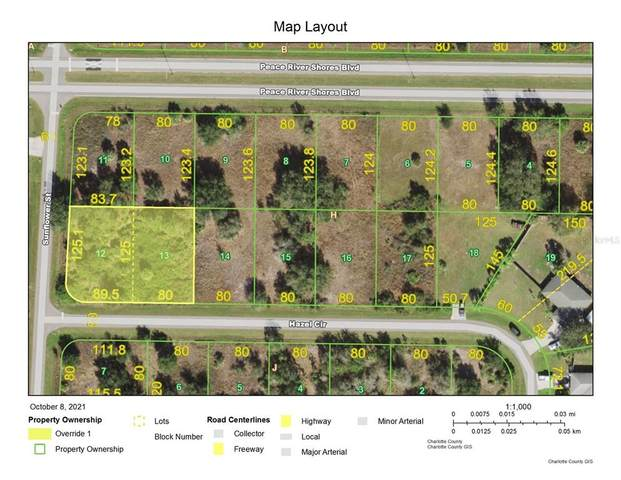 288 Hazel Circle, Punta Gorda, FL 33982 (MLS #C7449866) :: Blue Chip International Realty