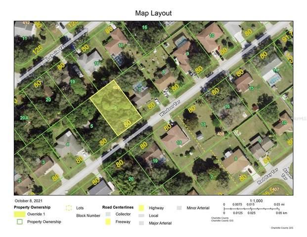 1050 Windsor Terrace NW, Port Charlotte, FL 33948 (MLS #C7449872) :: Expert Advisors Group