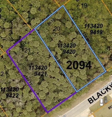 LOT 20 Blackwood Circle, North Port, FL 34288 (MLS #C7449873) :: Delgado Home Team at Keller Williams