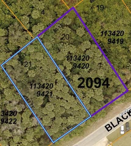 LOT 21 Blackwood Circle, North Port, FL 34288 (MLS #C7449877) :: Delgado Home Team at Keller Williams