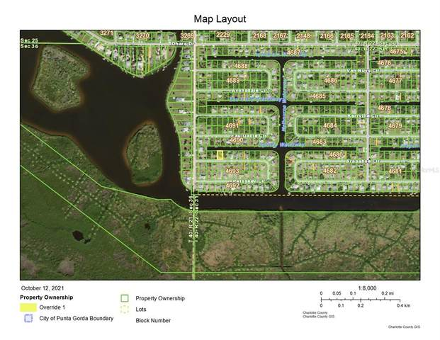 18034 Petoskey Circle, Port Charlotte, FL 33948 (MLS #C7449891) :: Gate Arty & the Group - Keller Williams Realty Smart