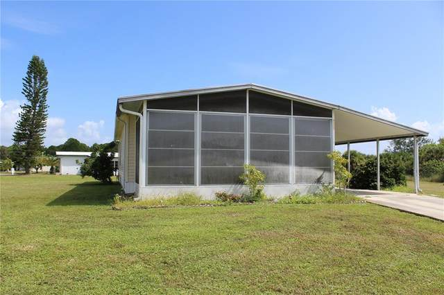 7627 Silage Circle, Port Charlotte, FL 33981 (MLS #C7449894) :: The Light Team