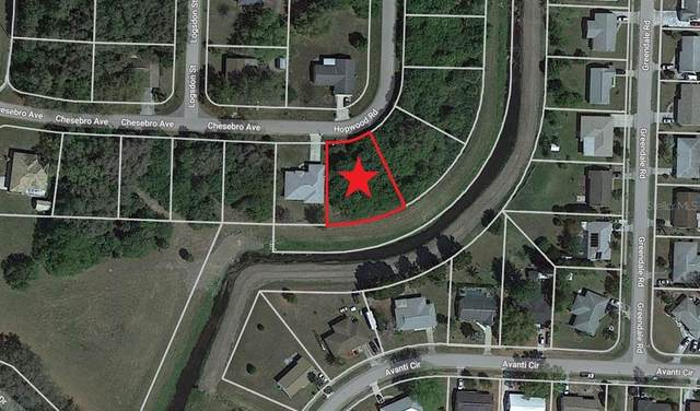 Lot 56 Chesebro Avenue, North Port, FL 34287 (MLS #C7449896) :: Delgado Home Team at Keller Williams
