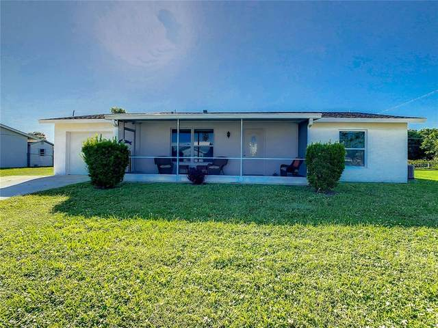 909 Great Falls Terrace NW, Port Charlotte, FL 33948 (MLS #C7449925) :: McConnell and Associates
