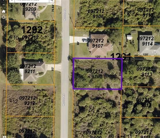 Morton Road, North Port, FL 34291 (MLS #C7449935) :: Everlane Realty