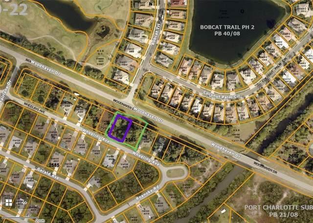 Wheeling Avenue, North Port, FL 34288 (MLS #C7449939) :: Keller Williams Suncoast