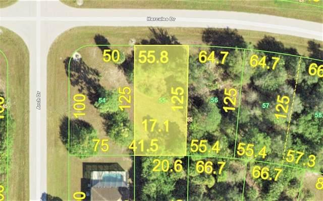 153 Hercules Drive, Rotonda West, FL 33947 (MLS #C7449953) :: Carmena and Associates Realty Group