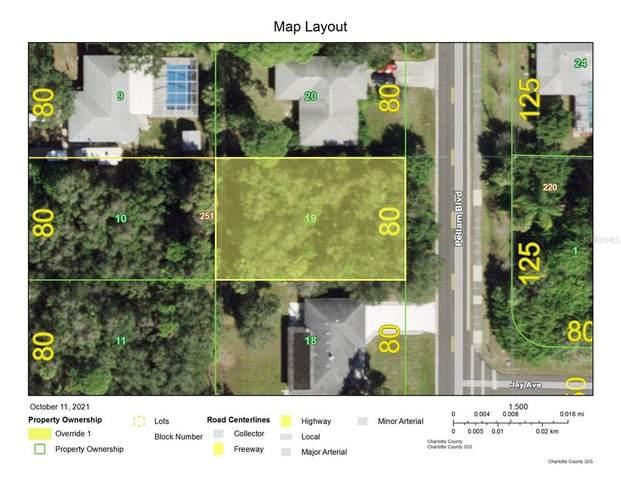 3463 Pellam Boulevard, Port Charlotte, FL 33948 (MLS #C7449956) :: Orlando Homes Finder Team