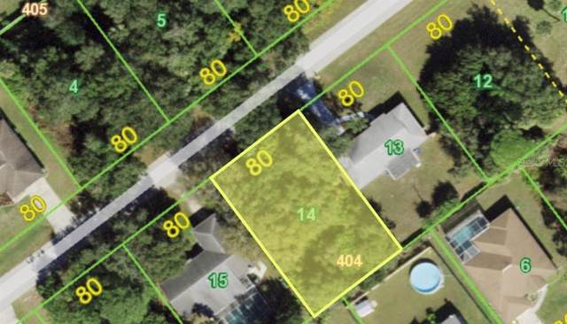 1025 Malay Terrace NW, Port Charlotte, FL 33948 (MLS #C7450024) :: McConnell and Associates
