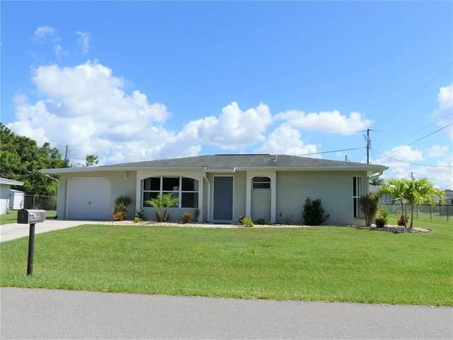 166 Fitzsimons Street, Port Charlotte, FL 33954 (MLS #C7450044) :: Delgado Home Team at Keller Williams