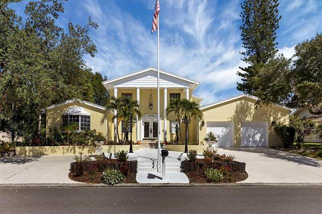 154 Lookout Point Drive, Osprey, FL 34229 (MLS #C7450058) :: Charles Rutenberg Realty
