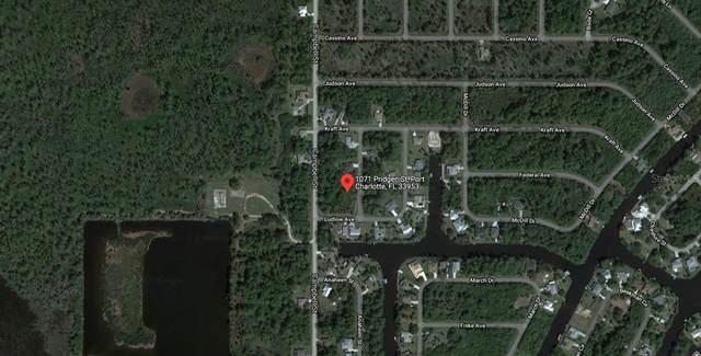 1071 & 1081 Pridgen Street, Port Charlotte, FL 33953 (MLS #C7450110) :: Delgado Home Team at Keller Williams