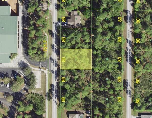 1234 Alward Street, Port Charlotte, FL 33980 (MLS #C7450116) :: RE/MAX Local Expert