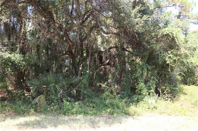 Jeannin Drive, North Port, FL 34288 (MLS #C7450134) :: Delgado Home Team at Keller Williams